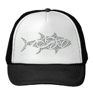 Tribal Tuna Trucker Hat