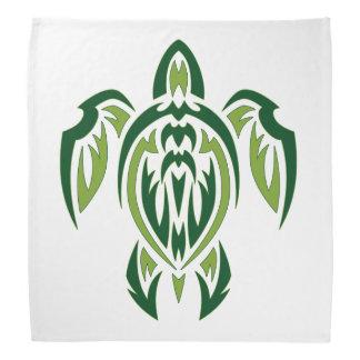 Tribal Turtle Bandana