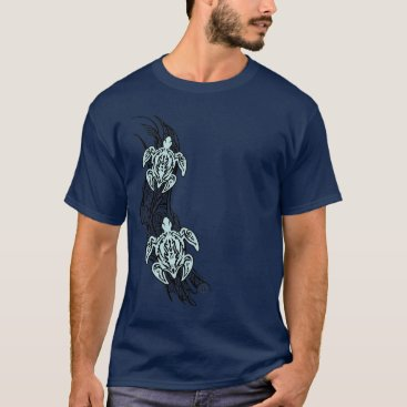 shaireproductions Tribal Turtles T-Shirt
