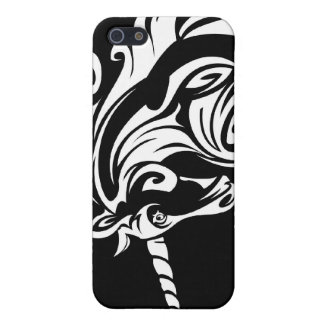 Tribal Unicorn Cover For iPhone SE/5/5s