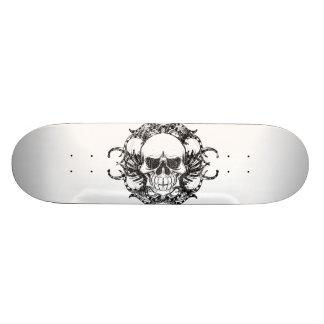 Tribal Urban skull Skateboard Deck