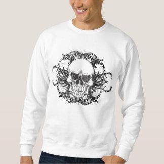 Tribal Urban skull Sweatshirt