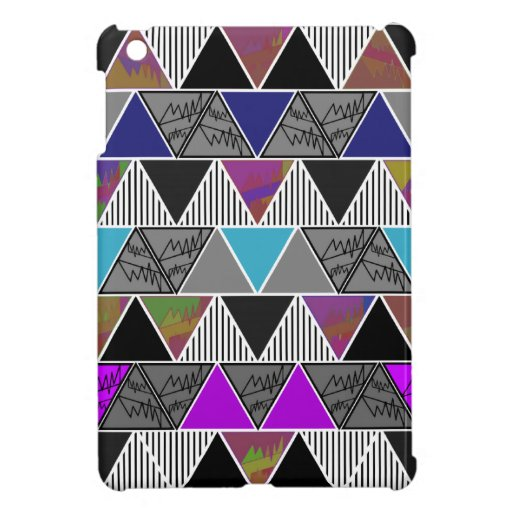 Tribal urbano iPad mini cárcasa