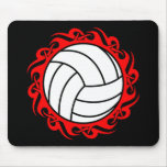 tribal volleyball mousepads