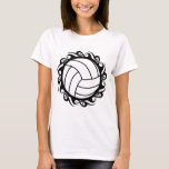 tribal volleyball T-Shirt