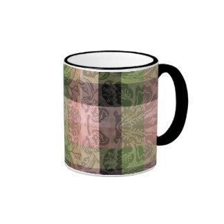 Tribal Voodoo Fleur de lis Ringer Mug