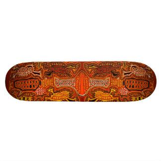 Tribal VooDou Spirits Skateboard