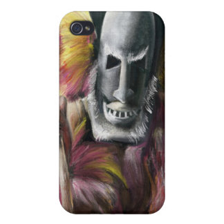 Tribal Warrior iPhone 4 case