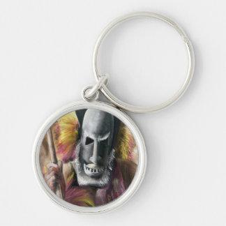 Tribal Warrior keychain