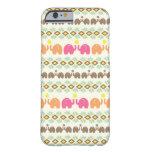 Tribal Weave Elephant Pattern iPhone 6 Case