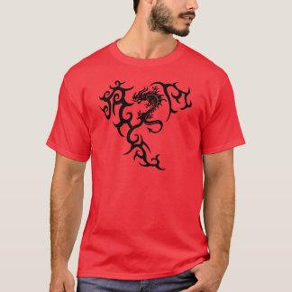 Tribal with dragon T-Shirt