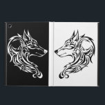"Tribal Wolf 1 Case For iPad Air<br><div class=""desc"">.</div>"