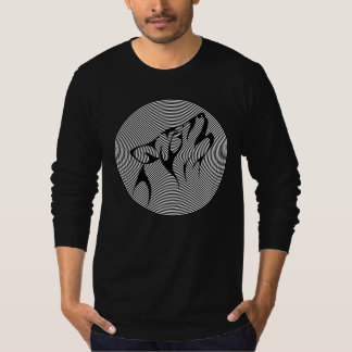 TRIBAL WOLF Apparel Long Sleeve T-Shirt