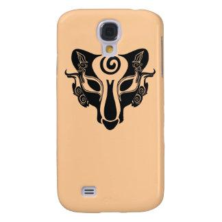 Tribal Wolf Samsung S4 Case