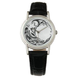 Tribal Wolf Wrist Watches