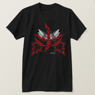 Tribal Wolves Men's Eco-Blend T-Shirt