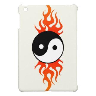 Tribal Yin Yang iPad Mini Covers