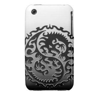 tribal yin yang iPhone 3 cases