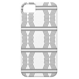 Tribal Zigzag and polkadots design Case