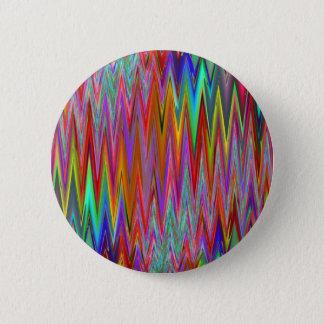 Tribal Zigzag Button