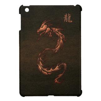 TribalYear caso del iPad asiático del dragón del m