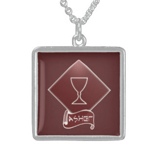 Tribe Of Asher Sterling Silver Necklace