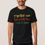 Tribe of Benjamin - House of Israel T Shirt