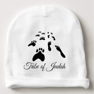 Tribe Of Judah Baby Beanie