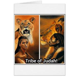 Tribe of Judah Card