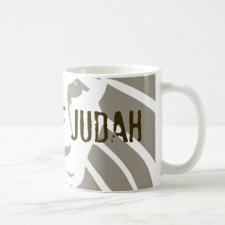 Tribe of Judah Classic White Coffee Mug