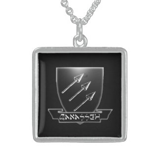 Tribe Of Manasseh Sterling Silver Necklace