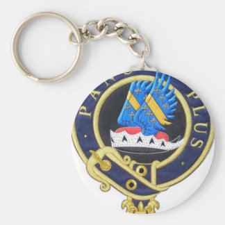 Tribe of Mar Crest Keychain