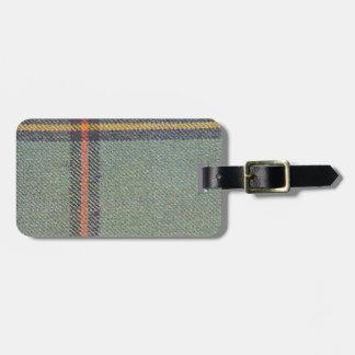 Tribe of Mar/Marr Ancient Tartan Bag Tag