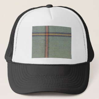 Tribe of Mar/Marr Ancient Tartan Trucker Hat