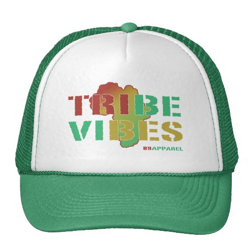Tribe Vibes Trucker Hat