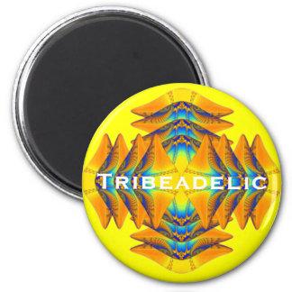 Tribeadelic Logo Magnet