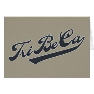 TriBeCa Card
