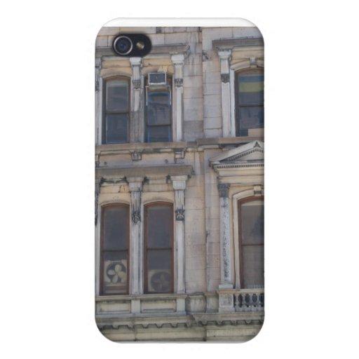 Tribeca intemporal iPhone 4 fundas