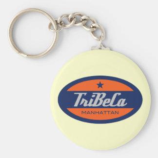 TriBeCa Keychains