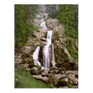 Triberg Waterfalls Postcard