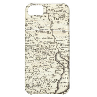 Tribes of Israel - Antique Map of Promised Land iPhone 5C Covers