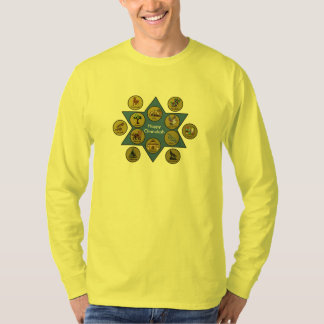 Tribes of Israel Celebrate Chanukah T-Shirt