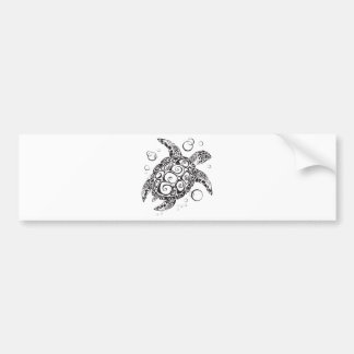 Trible Tattoo Bumper Sticker