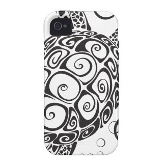 Trible Tattoo iPhone 4 Covers