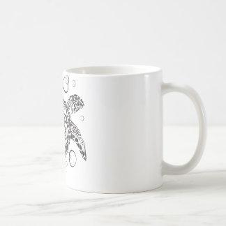 Trible Tattoo Classic White Coffee Mug