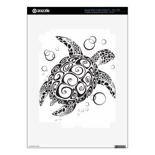 Trible Tattoo iPad 3 Skins