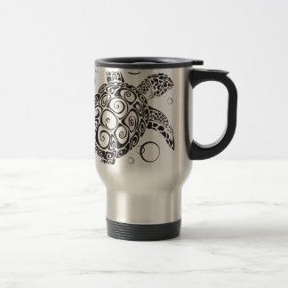 Trible Tattoo Travel Mug