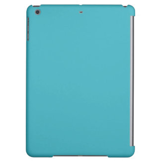 Triboro Blue-Electric Blue-Uptown Girl-Designer iPad Air Cover