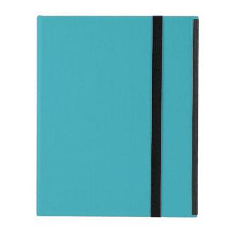 Triboro Blue-Electric Blue-Uptown Girl-Designer iPad Cover