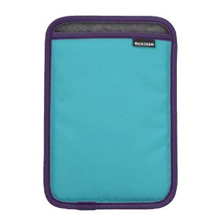 Triboro Blue-Electric Blue-Uptown Girl-Designer Sleeve For iPad Mini